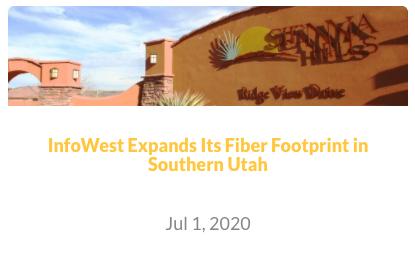 infowest expands its fiber footprint