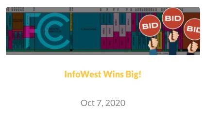 infowest wins big